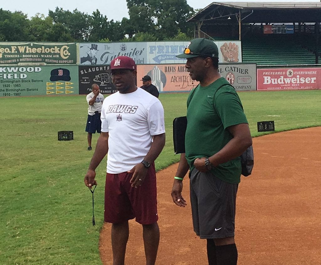 Silver Glovez coaches Alabama A&M,Mississippi Valley St.Univ. discuss 2019 prospects.